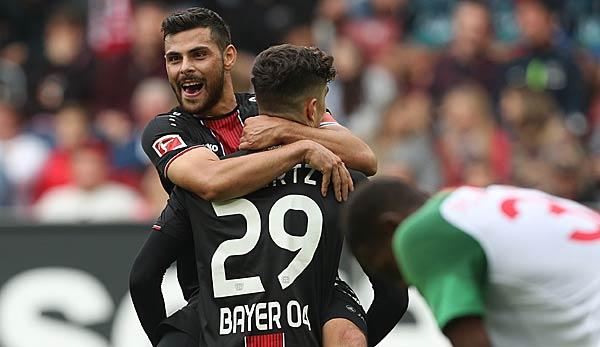 Wo Wird Werder Leverkusen Гјbertragen