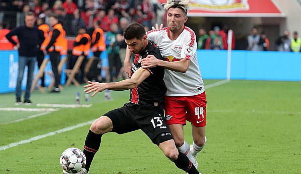 Rb Leipzig Gegen Leverkusen