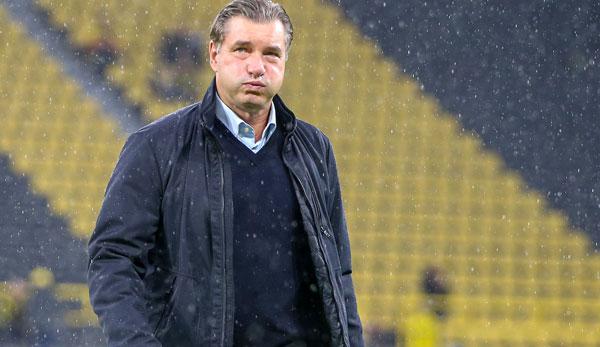 BVB-Sportchef Michael Zorc im Interview: Gottseidank war es nicht spielentscheidend