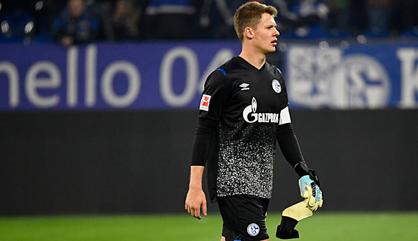 FC Schalke 04, News und Gerüchte: Alexander Nübel spricht über seine Zukunftspläne