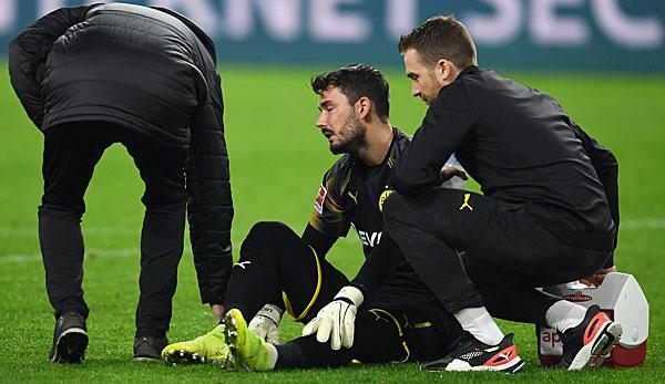 BVB, News und Gerüchte: Entwarnung bei Roman Bürki - Einsatz gegen Inter nicht ausgeschlossen