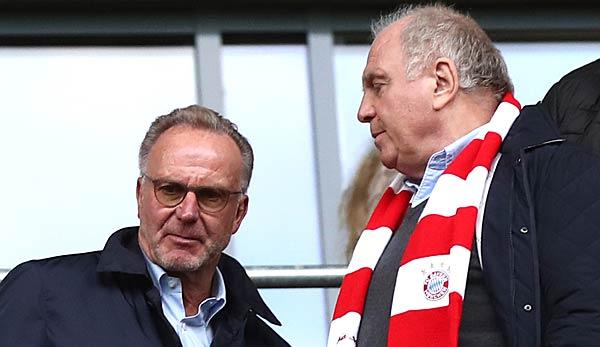 """FC Bayern - Rummenigge: """"Diese Leistung wird uns keine großen Erfolge bescheren"""""""