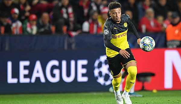 BVB - News und Gerüchte: Geldstrafe für Jadon Sancho von Borussia Dortmund offenbar enthüllt