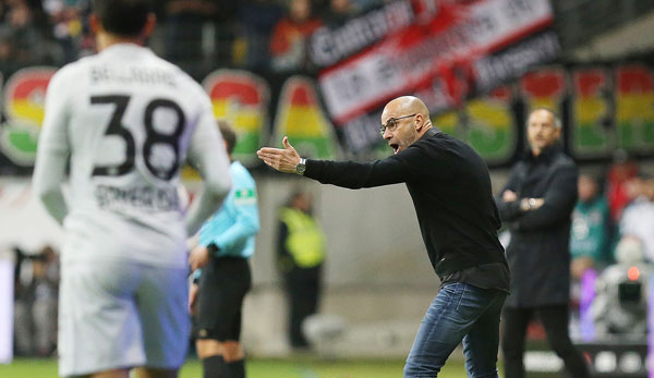 Eintracht Frankfurt - Bayer Leverkusen: Die Stimmen zum Spiel