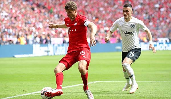 Warum Zeigt Ubertragt Das Zdf Eintracht Frankfurt Gegen Fc