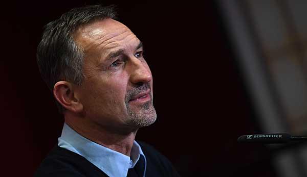 Achim Beierlorzer nach Entlassung beim 1. FC Köln angeblich Trainerkandidat in FSV Mainz 05