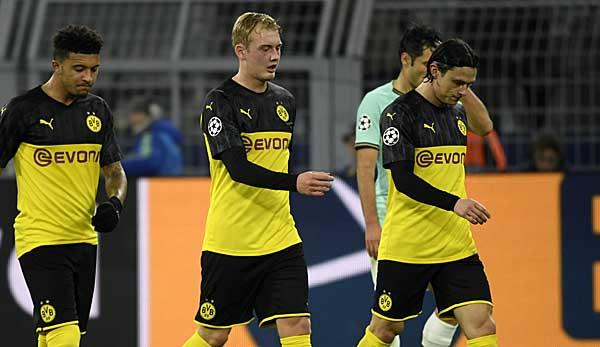 BVB - News und Gerüchte: Julian Brandt mit Generalkritik nach Bayern-Debakel