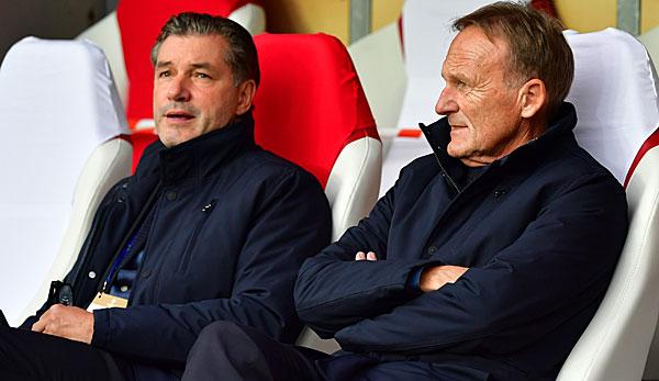 BVB - News und Gerüchte: Borussia Dortmunds Bosse trafen sich offenbar zum Krisengespräch