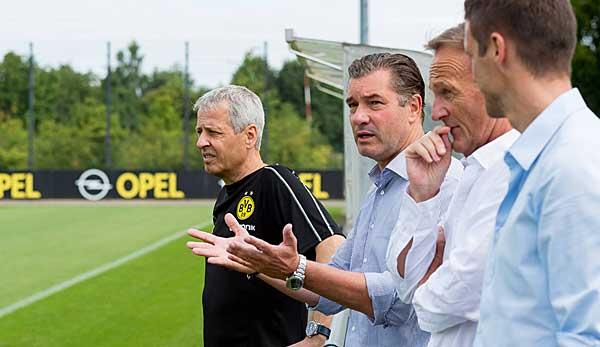 BVB - News und Gerüchte: Borussia Dortmund offenbar im Winter auf Stürmersuche