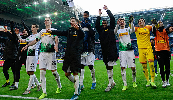 """Borussia Mönchengladbach im Höhenflug - Bonhof: """"Wir sind alle überrascht von Rose"""" - SPOX"""
