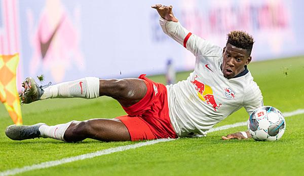 """RB Leipzigs Mukiele über Anfangszeit: """"Habe Bundesliga unterschätzt"""""""