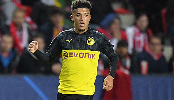 BVB, News und Gerüchte: Dortmund verlangt wohl mindestens 140 Millionen Euro Ablöse für Jadon Sancho