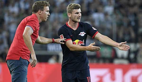 RB Leipzig - Trainer Nagelsmann: Dann soll Timo Werner den Klub verlassen