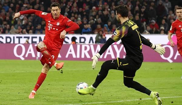 Robert Lewandowski Vom Fc Bayern Flick Hat Uns Neues Leben