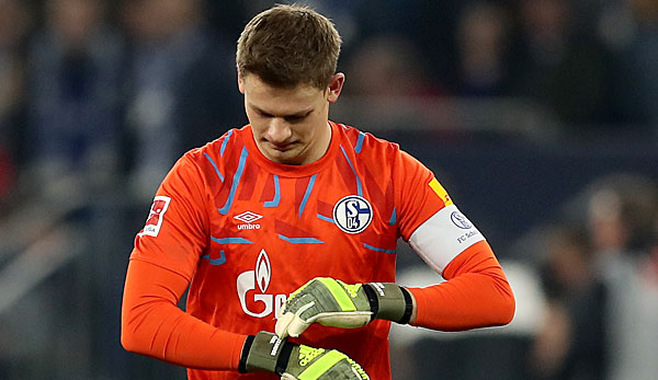 Alexander Nübel faces a long ban.