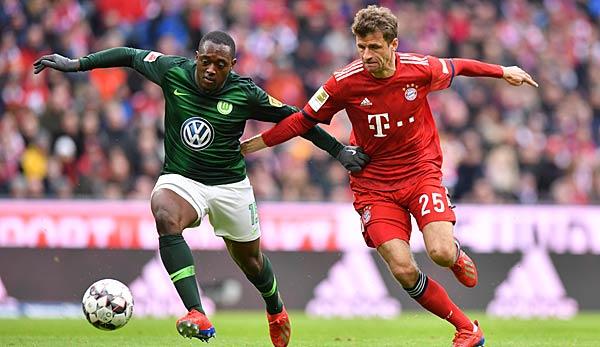 Bayern München Wolfsburg Heute