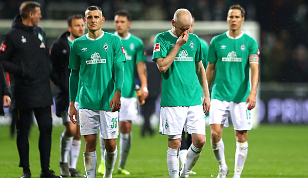 Werder also had to leave Paderborn as a loser.