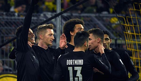 BVB-Spielplan: Nächste Gegner von Borussia Dortmund