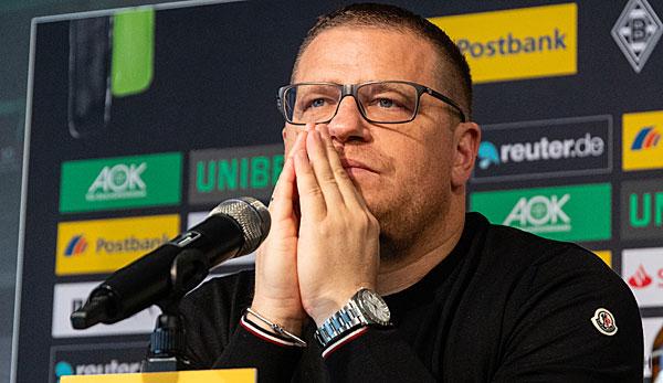 Borussia Mönchengladbach: Max Eberl warnt vor TV-Chaos im Europacup