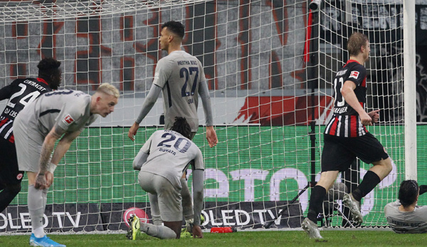 """Résultat de recherche d'images pour """"Eintracht Frankfurt 2:2 Hertha Berlin"""""""