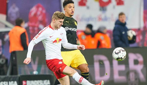 Bundesliga-News: Timo Werner und Jadon Sancho angeblich auf Chelsea-Liste