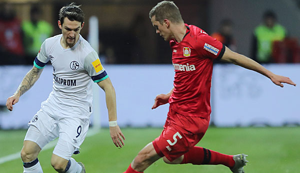 Leverkusen Gegen Schalke