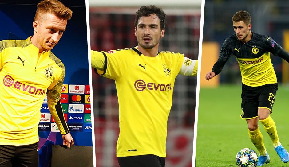 Bvb Dortmund Spieler