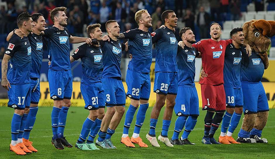 Zuschauerschnitt 1 Bundesliga