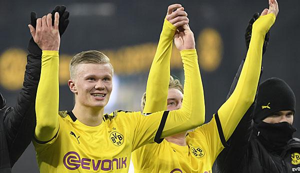 BVB, News und Gerüchte: Gladbachs Sportdirektor Max Eberl lobt Dortmunder Neuzugang Erling Haaland