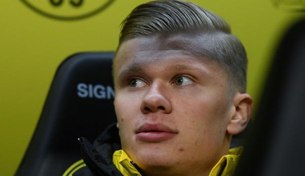Bundesliga - Ausstiegsklausel enthüllt: Für diese Summe kann Erling Haaland Borussia Dortmund offenbar verlassen