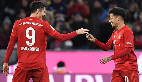 Bundesliga: Hertha BSC gegen FC Bayern München heute live im TV, Livestream und Liveticker