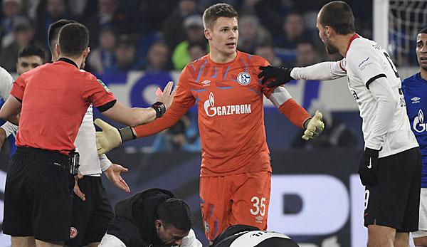 FC Schalke 04: Vorstand Jochen Schneider fordert fairen Umgang mit Alexander Nübel