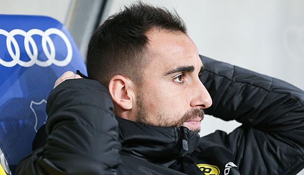 BVB: Daran hakt der Abschied von Paco Alcacer von Borussia Dortmund