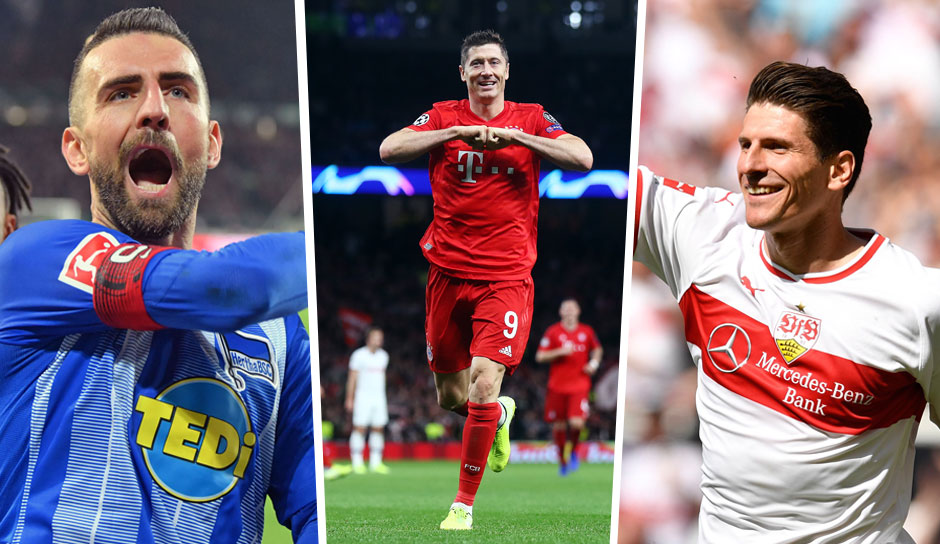 Meiste Bundesligatore