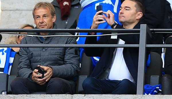 Kommentar zu den Protokollen von Jürgen Klinsmann bei Hertha BSC: Das Big-City-Schiff versenkt