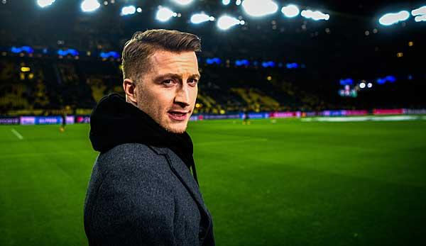 Fußball - BVB-Kapitän Reus: Noch kein Termin für Comeback