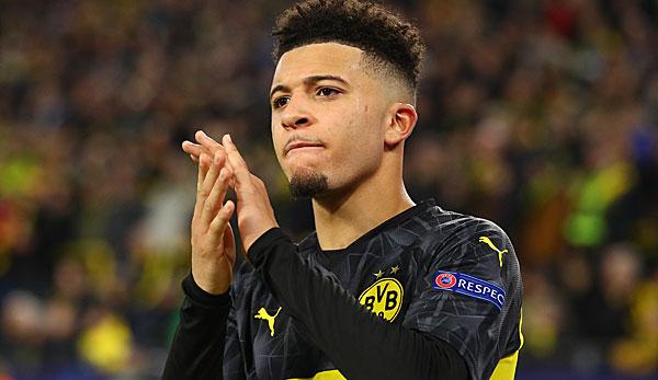 BVB, News und Gerüchte: Borussia Dortmund darf wohl auf Verbleib von Jadon Sancho hoffen