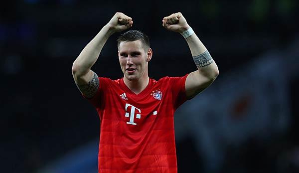 FC Bayern München, News und Gerüchte: Niklas Süle hat aktuelle Saison noch nicht abgeschrieben