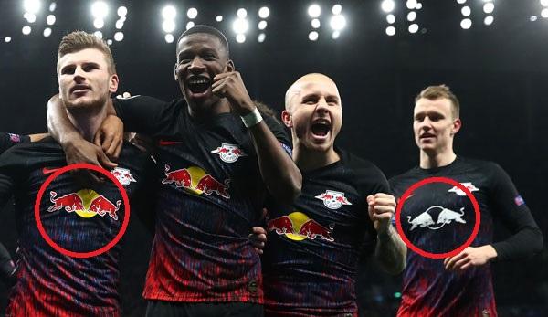 RB Leipzig, News und Gerüchte: Trikotpanne im Champions-League-Spiel gegen Tottenham