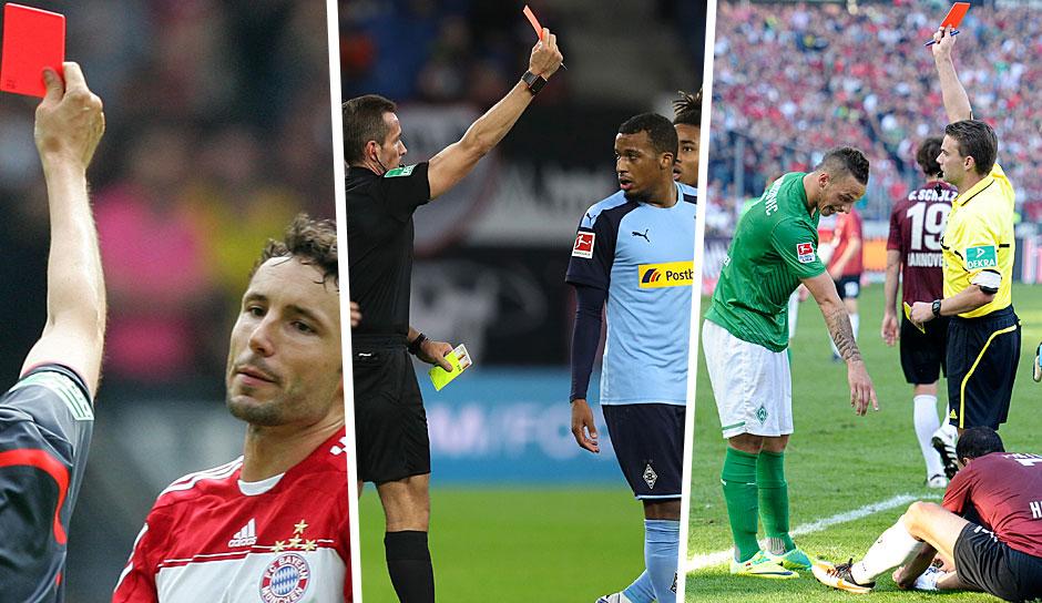 Gelbe Karten Bundesliga