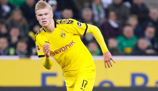 BVB: Erling Haaland plant offenbar Wechsel zu Real Madrid