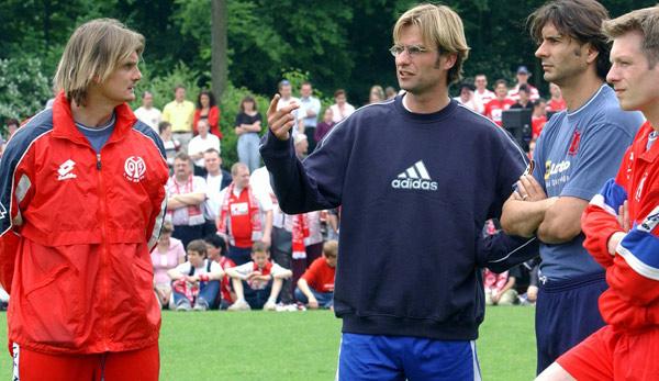 Stephan Kuhnert vom 1. FSV Mainz 05 im Interview: Beim Radeln wurde ich schwer von Klopp beschimpft