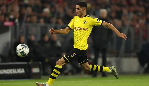 Bundesliga Home Challenge: Hakimi feiert Kantersieg - Mittelstädt kommt unter die Räder