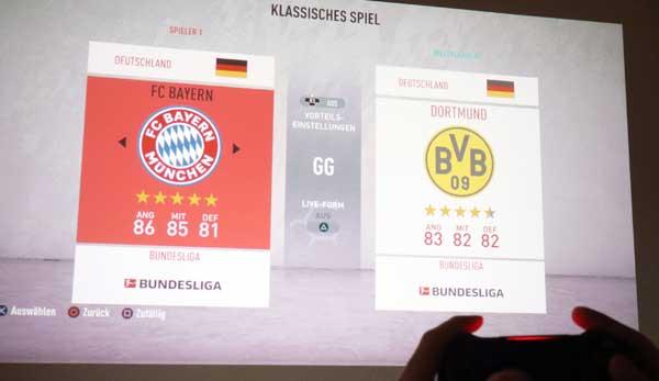 Bundesliga Home Challenge Teilnehmer