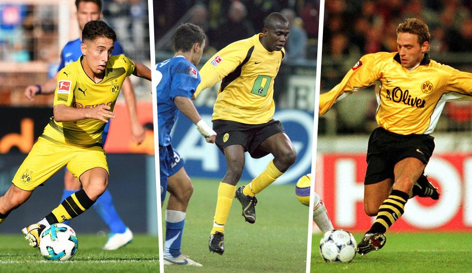 Neuzugänge Dortmund