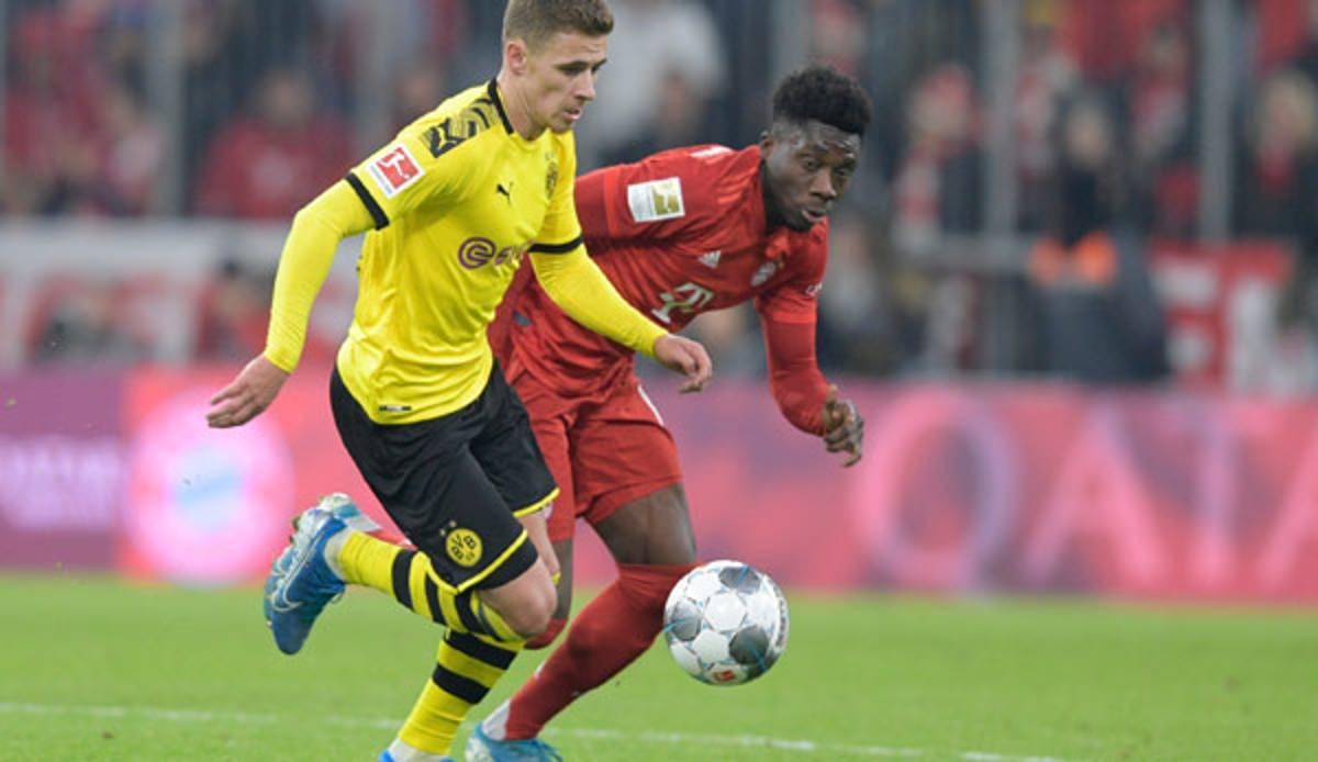 Wer zeigt / überträgt BVB gegen FC Bayern München heute live im TV und Livestream?