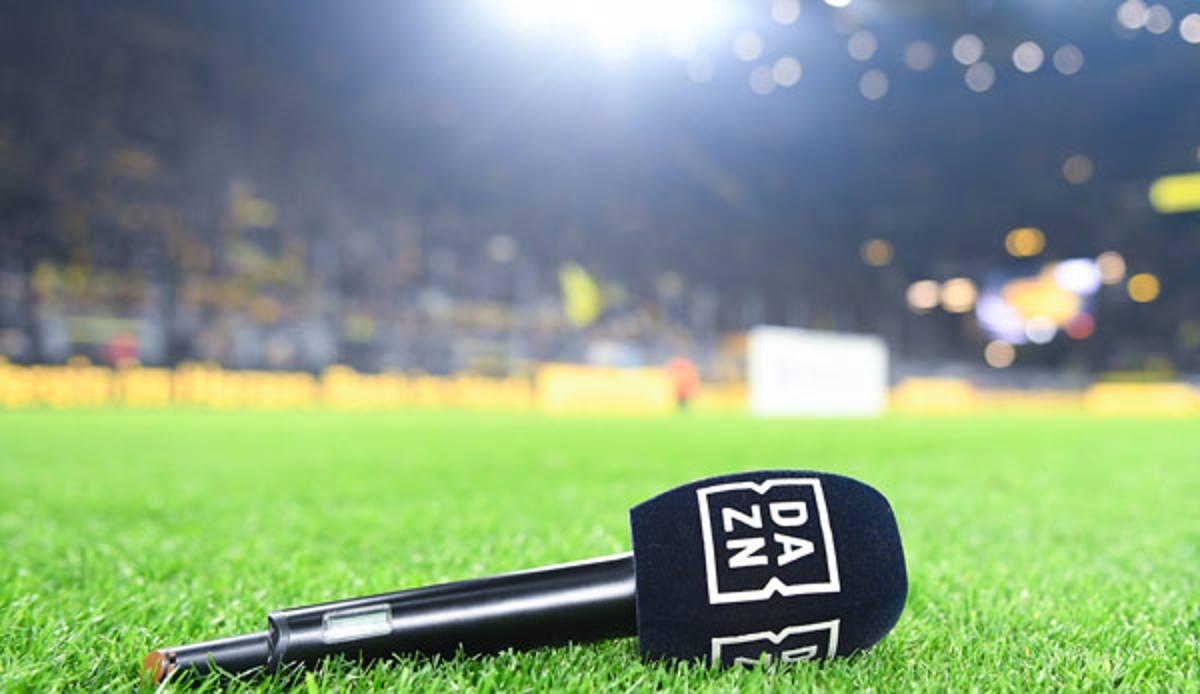 Bundesliga live im Livestream sehen: Diese Spiele zeigt DAZN