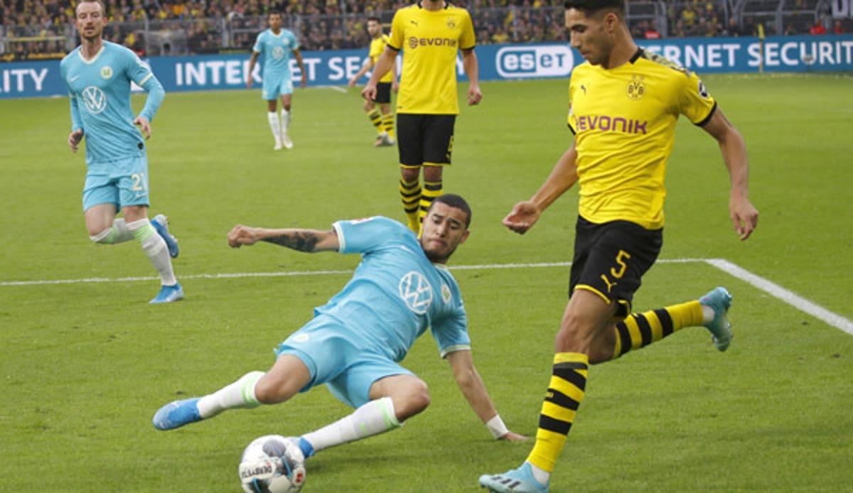 Dortmund Wolfsburg Livestream