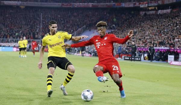 BVB Vs FC Bayern 0 1 0 1 Das Top Spiel Der