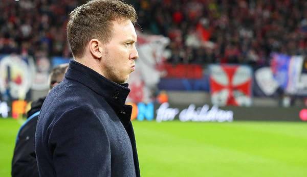Veut gagner des titres avec RB Leipzig: l'entraîneur Julian Nagelsmann.